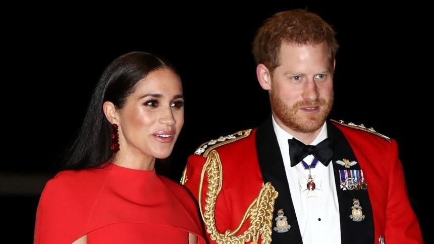 Последняя капля: королевская семья может отказаться отпринца Гарри иМаркл
