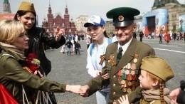 «Одноклассники» выяснили, как пользователи рунета поздравляют друг друга сДнем Победы