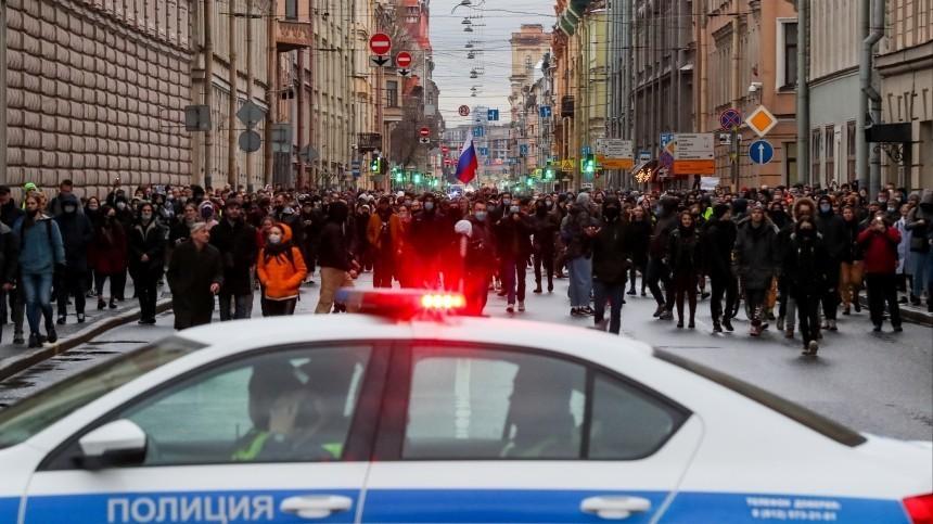 ВГосдуме рассказали обиностранных центрах, готовящих незаконные акции вРоссии