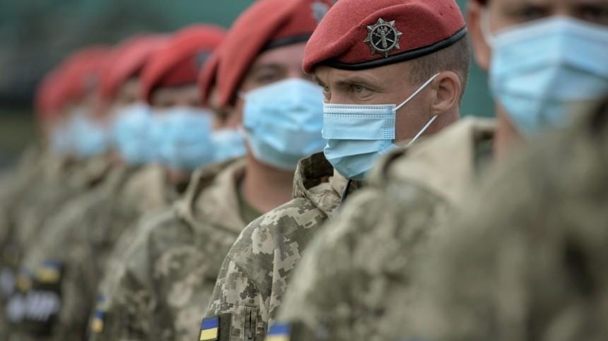 Украина обустроила 400 километров противотанковых рвов награнице сРФ