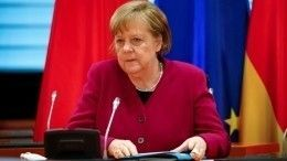 Меркель заявила осмене баланса сил вмире из-за политики России
