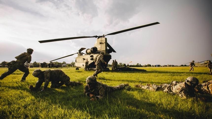 ВЭстонии стартовали крупнейшие за25 лет учения США Swift Response