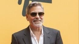 «Лучше, чем быть мертвым»: Клуни высказался освоем 60-летии