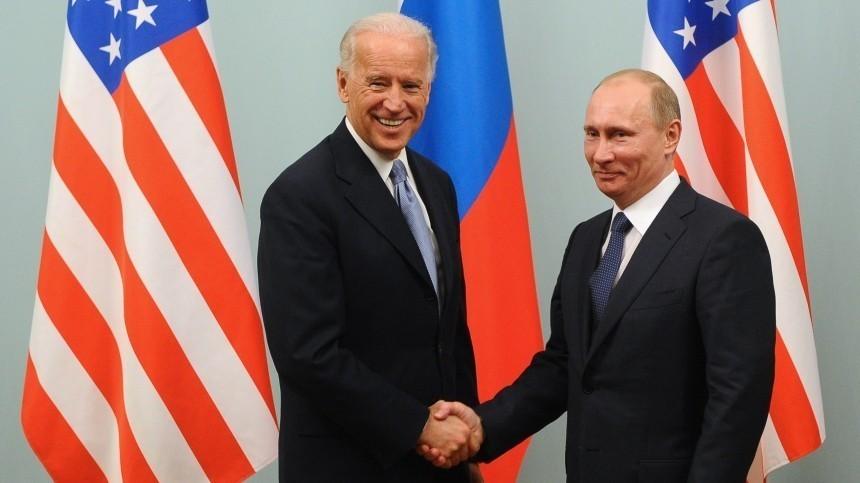 Глава МИД Украины успокоил сограждан поповоду встречи Путина иБайдена
