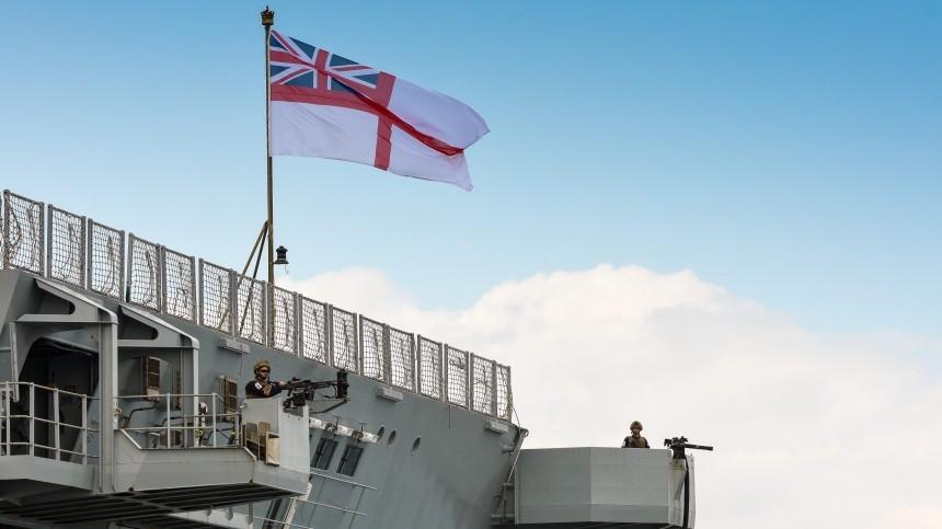 Великобритания отправит корабли вЛа-Манш из-за угроз Франции