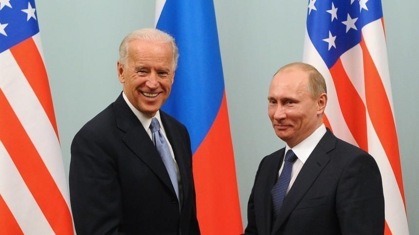 Песков опроверг информацию овстрече Путина иБайдена вПраге или Рейкьявике