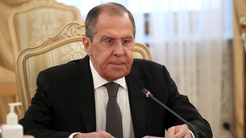 Лавров пообещал неоставлять антироссийские санкции Запада без ответа