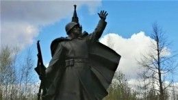 Памятник воинам-красноармейцам 108-й стрелковой дивизии открыли вПодмосковье