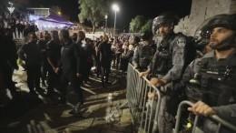 Более 200 мирных палестинцев пострадали входе столкновений своенными вИзраиле