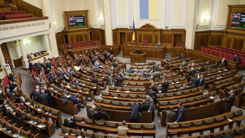 ВВерховной раде призвали «вправить мозги» депутатам спомощью советского кино
