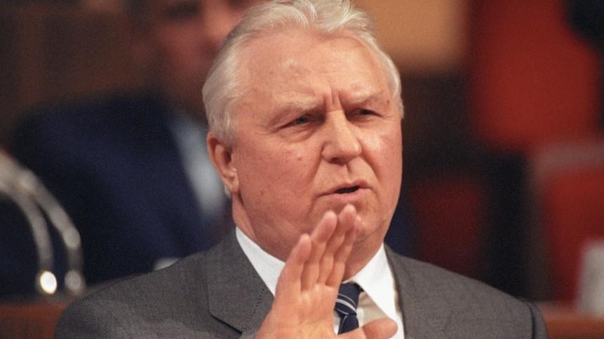 Сын Егора Лигачева назвал причину смерти отца