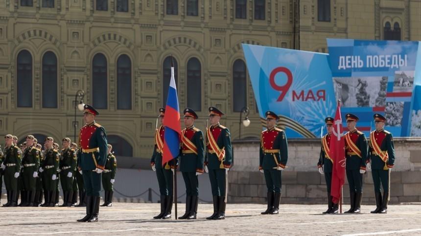 Россияне назвали День Победы более важным праздником, чем Новый год