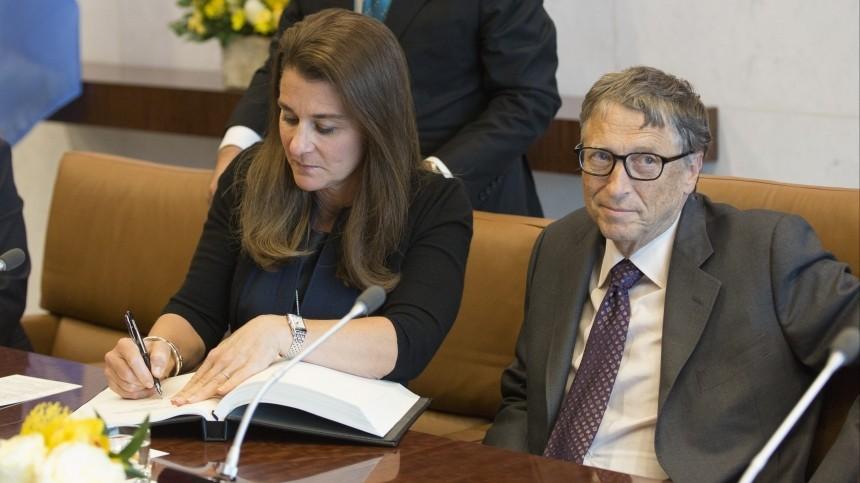 Развод наострове инепримиримые противоречия: новые детали расставания Гейтсов
