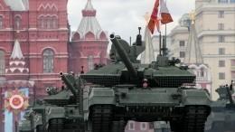 Прямая трансляция Парада вМоскве вчесть 76-летия Великой Победы
