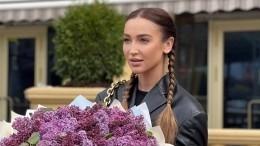 «Достойна лучшего!»— Бузова вернулась избольницы вусыпанную лепестками роз квартиру