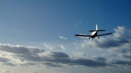 Самолет рухнул вполе Татарстана