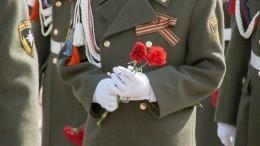 Минута молчания впамять опогибших вВОВ прошла повсей России