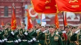 Путин иШойгу дали высокую оценку Параду Победы вМоскве