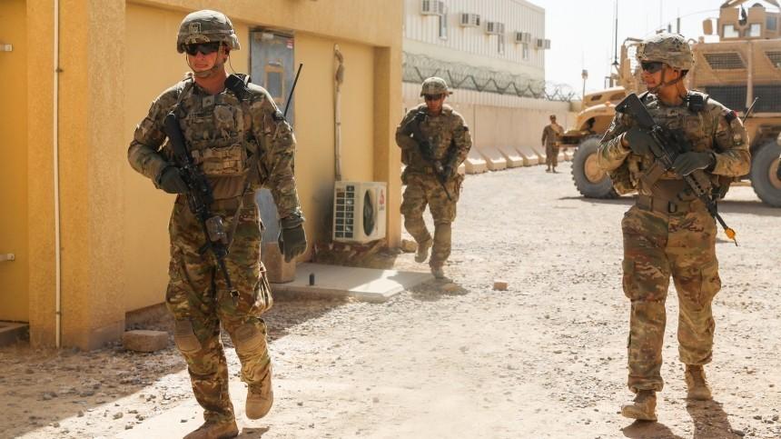 WSJ узнала опланах США перебросить войска изАфганистана ближе кРФ