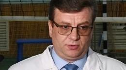 Поиски пропавшего влесу главы омского Минздрава возобновлены