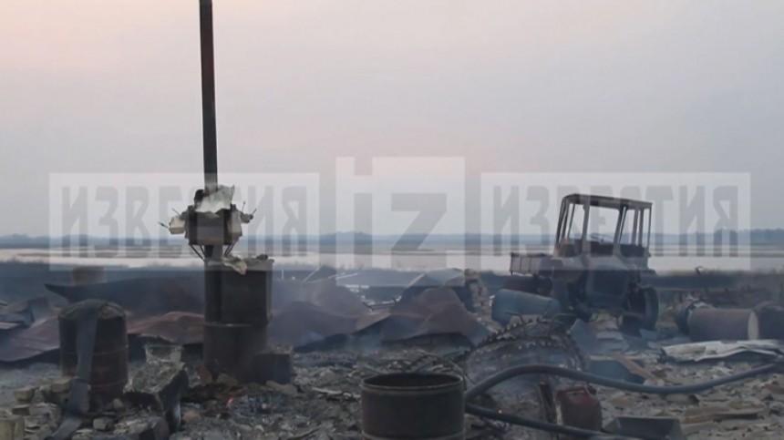 Глава СКРФБастрыкин поставил дело опожаре вдеревне под Омском наконтроль