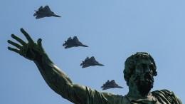 Красивый убийца: наЗападе оценили российский истребитель Су-57 наПараде Победы