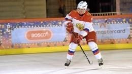 Песков рассказал, выйдетли Путин налед вматче Ночной хоккейной лиги