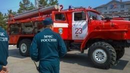 Очевидцы сообщили овзрыве катера споследующим пожаром вЛенобласти