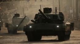 ТОП-7 единиц боевой техники РФ, откоторой уНАТО дрожат коленки