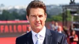 Том Круз вернул «Золотые глобусы» после обвинений организаторов премии врасизме