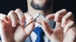 Бросающий курить житель Турции заковал свою голову вклетку
