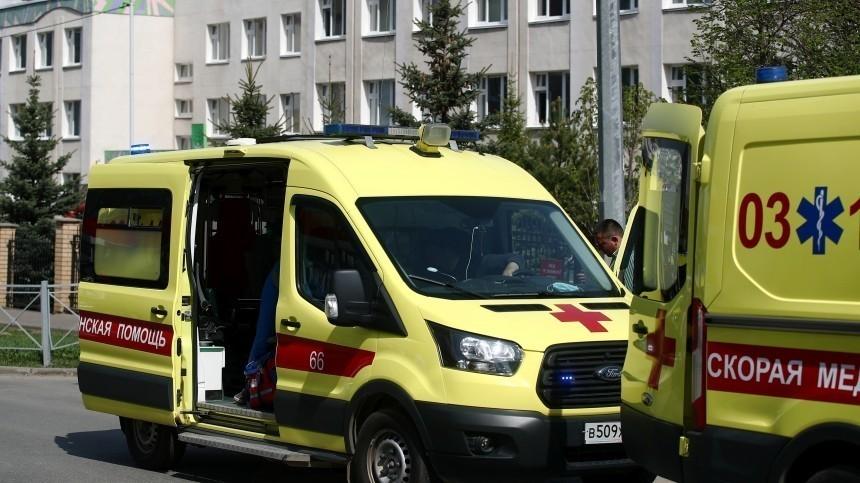 Число пострадавших вКазани возросло до13 человек. Проводится спецоперация