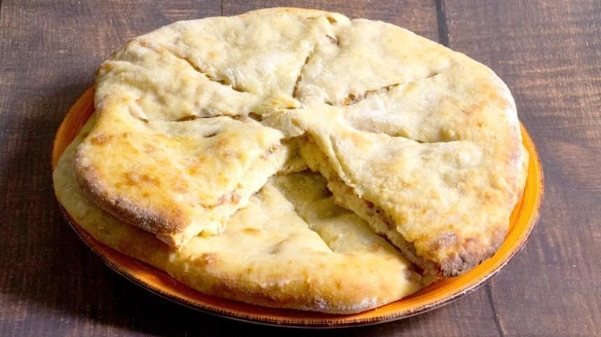 Как приготовить осетинский пирог фыдджин— пошаговый рецепт сфото