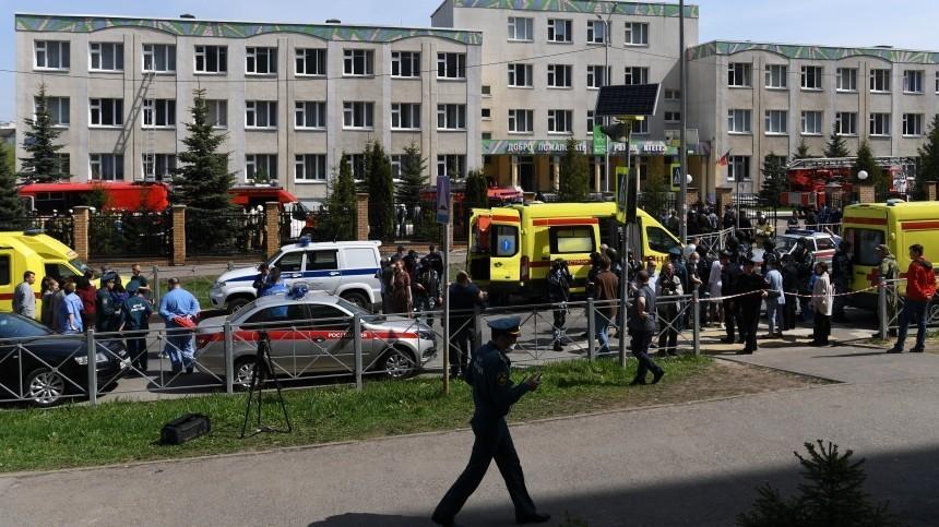 Мурашко иКравцов вылетят вКазань спецбортом МЧС для эвакуации пострадавших вшколе