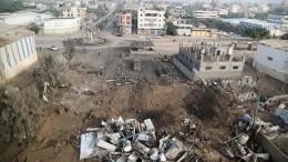 Ночь под ракетным обстрелом: хроника последних боевых действий вИзраиле