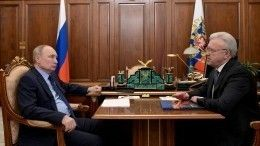 Путин поддержал идею развития авиаузла вКрасноярске
