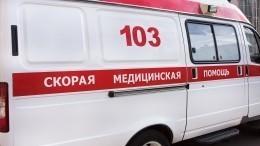Вцентре Екатеринбурга автомобиль вылетел втолпу пешеходов