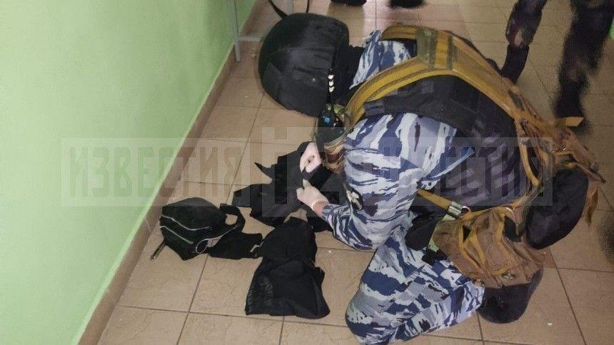 Уподозреваемого врасстреле детей вКазани изъяли почти полтысячи патронов