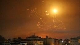 Видео: более тысячи ракет выпустили поИзраилю изГазы сначала обстрелов