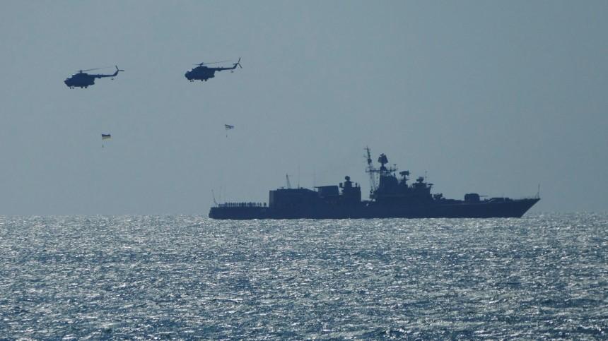 Украина готова применить силу против российского флота