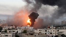 Аэропорт имени Бен Гуриона оказался под ударом ракет стерритории Палестины