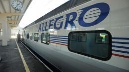 Финны могут запустить скоростные поезда «Аллегро» доПетербурга навремя Евро-2020