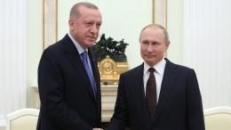 Президент Турции выразил соболезнования всвязи страгедией вКазани