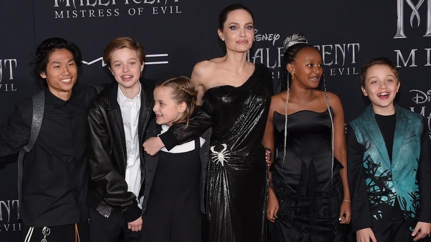 Анджелина Джоли раскрыла, почему одинока после развода сПиттом