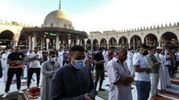 Владимир Путин поздравил российских мусульман спраздником Ураза-байрам