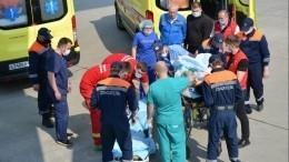 Состояние 14-ти пострадавших встрельбе вказанской школе детей стабильно