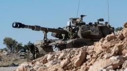 Армия Израиля готовится кназемной операции всекторе Газа