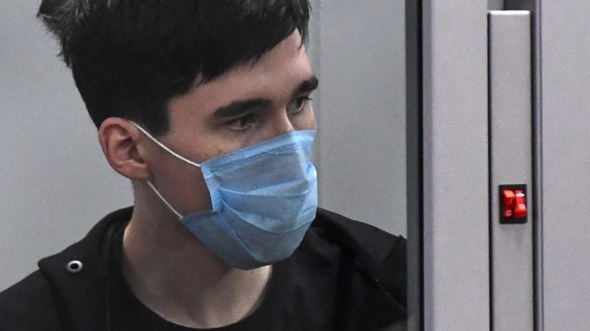 Предполагаемый убийца детей вКазани заработал наружье вигре Counter-Strike