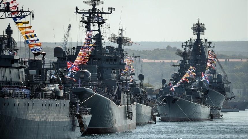 Гордость имощь: почему Черноморский флот РФстал «комом вгорле» уЗапада?