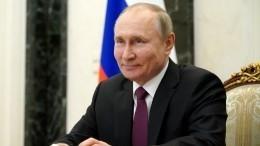 «Здоровье отменное»: Песков пояснил, почему Путин встретится сГуттеришем онлайн